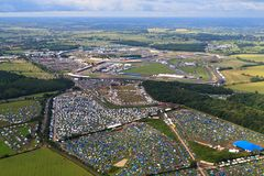 Silverstone Circuit Stock Images