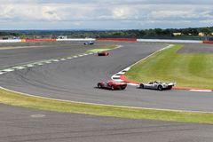 Silverstone Classic Royalty Free Stock Images