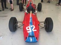 Silverstone klassikerformel Royaltyfri Fotografi