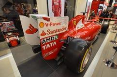 Silverstone strömkrets, bil, motorfordon, bil för formel en, automatisk design Royaltyfri Fotografi