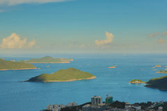 Silverstrand, sai kung Royalty Free Stock Images