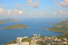 Silverstrand, sai kung Royalty Free Stock Photo