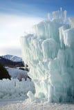 Silverthorne冰城堡 免版税库存图片