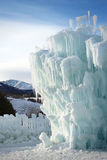Silverthorne Ice Castles Royalty Free Stock Image
