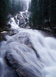 Silvertip falls Royalty Free Stock Image