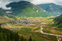 Silverton, Colorado Stock Image