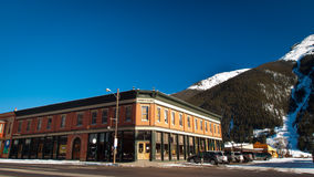 Silverton Stock Photo