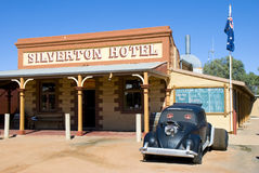 Silverton Hotel Royalty Free Stock Photo
