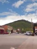 Silverton ist eine alte silberne Bergbaustadt im Staat Colorado USA Stockfotografie