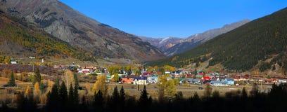 Silverton, Kolorado Obraz Stock