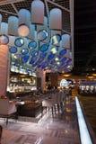 一个酒吧在Silverton旅馆在拉斯维加斯, 2013年8月20日的NV 免版税库存图片