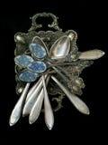 Silverware вилки Стоковая Фотография RF