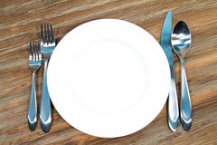 Silverware Stock Photography