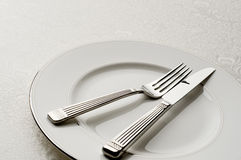 Silverware Royalty Free Stock Photo