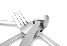 Silverware Stock Photo