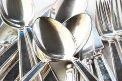 Silverware Royalty Free Stock Photography