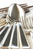 silverware Arkivbilder