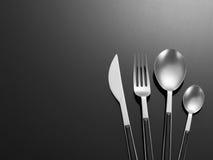 silverware imagem de stock