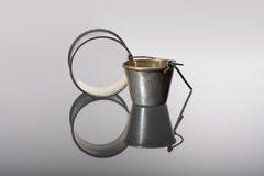 Silverware från århundrade för th 19 Royaltyfria Bilder