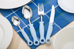 Silverware set Royalty Free Stock Photo