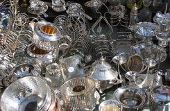 Silverware Stock Image