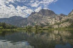 Silverwood湖 免版税图库摄影