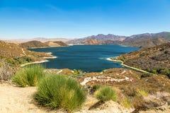 Silverwood jezioro Fotografia Royalty Free