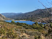 Silverwood Lake Royalty Free Stock Photography