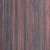 Silvery ebony wood veneer Stock Image
