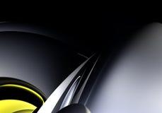 silveryellow för 01 bakgrund Arkivbild