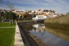 Silves,葡萄牙 免版税库存照片