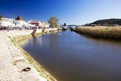 Silves,葡萄牙 免版税图库摄影