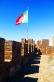 Silves,葡萄牙 库存图片