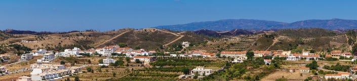 Silves Algarve Portugal fotografía de archivo libre de regalías