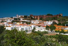 Silves - Algarve Region, Southern Portugal Stock Photography