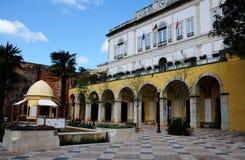 Silves, ayuntamiento Fotografía de archivo