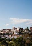 Silves Castle in the Algarve region of Portugal Royalty Free Stock Photo