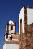Silves Cathedral Royalty Free Stock Image