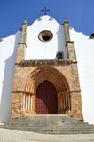 Silves Cathedral in the Algarve Royalty Free Stock Image
