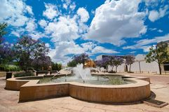 Silves Fountain Royalty Free Stock Image