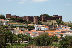 Silves Portugal Stock Photos