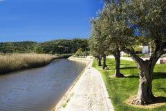 Silves, Portugalia Zdjęcia Royalty Free