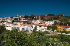Silves - région d'Algarve, Portugal méridional photographie stock