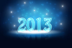 Silvester Image stock