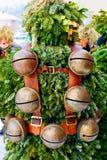 Silvesterklaus, Julian New Year, Appenzell, Svizzera Immagine Stock Libera da Diritti