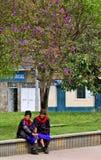 silvia людей guambino Колумбии индийский Стоковые Изображения RF