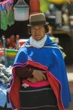 SILVIA, POPAYAN, COLOMBIA - November, 24: Guambiano indigenous p Stock Photo