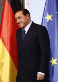 Silvio Berlusconi. File image of 2008 Stock Images