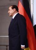 Silvio Berlusconi Zdjęcie Stock