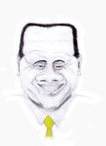 Silvio Berlusconi Stock Photos